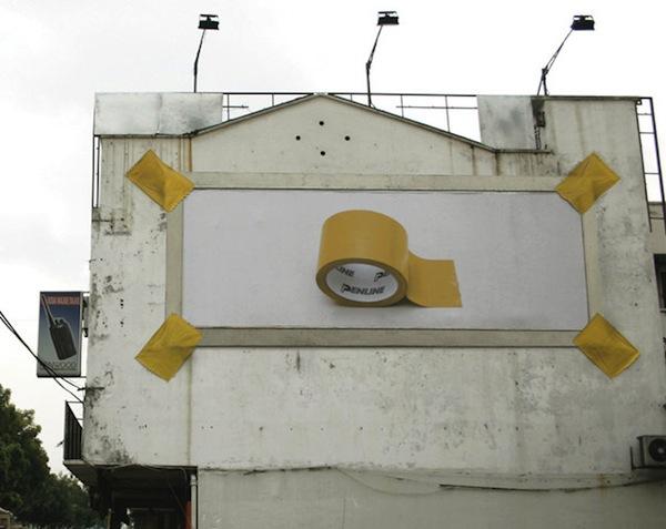 """Quảng cáo đồ vật khổng lồ sáng tạo đến """"bá đạo"""" 10"""