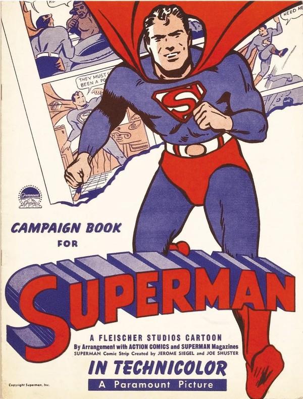 Superman - hình tượng siêu nhân qua các thời kỳ 3