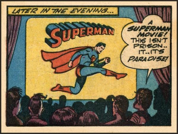 Superman - hình tượng siêu nhân qua các thời kỳ 4