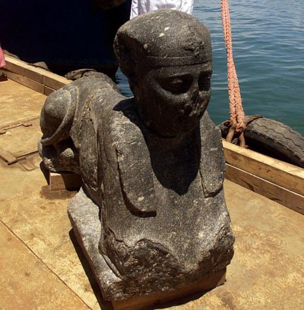 """Tái tạo """"thành phố Atlantis Ai Cập"""" bị nhấn chìm từ 1.200 năm trước 6"""