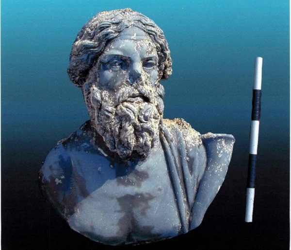 """Tái tạo """"thành phố Atlantis Ai Cập"""" bị nhấn chìm từ 1.200 năm trước 7"""