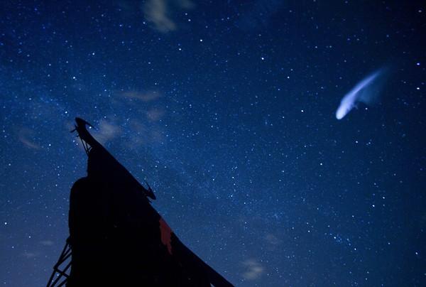 """Ảnh độc: Mưa sao băng Perseid """"tấn công"""" Trái đất 11"""