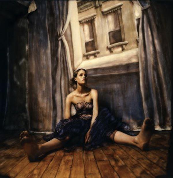 Nghệ thuật chụp ảnh thiếu nữ ngỡ như tranh vẽ 12