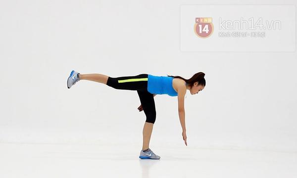 Bài tập giúp giảm nhanh mỡ thừa ở bắp đùi 1