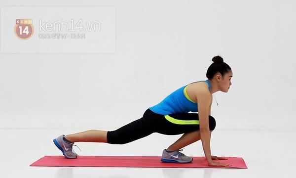 Bài tập giúp giảm nhanh mỡ thừa ở bắp đùi 2
