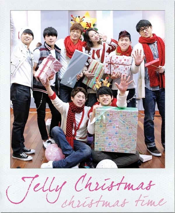 Tuyển tập các MV Giáng sinh gia đình của Kpop 3