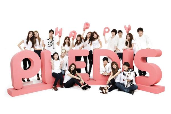 Tuyển tập các MV Giáng sinh gia đình của Kpop 7