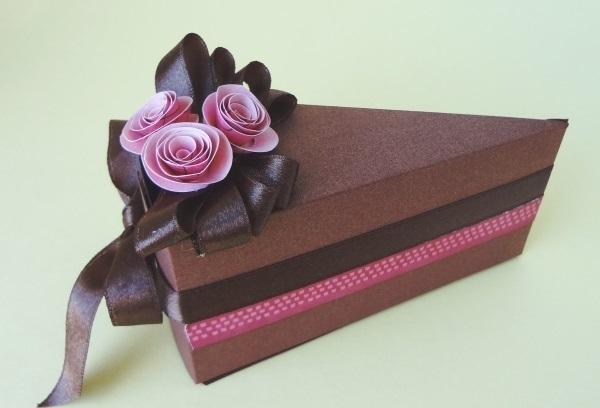 Tự chế hộp quà miếng bánh ngọt ngào đáng yêu 8