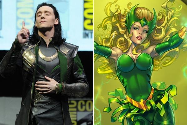 Loki cũng muốn có người yêu 1