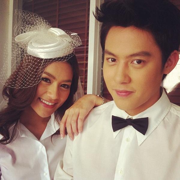 Những cặp đôi nhiều duyên nợ của màn ảnh Thái 9