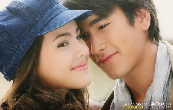Những cặp đôi nhiều duyên nợ của màn ảnh Thái 5