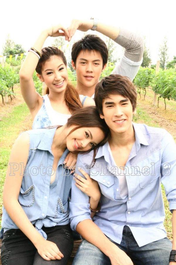Những cặp đôi nhiều duyên nợ của màn ảnh Thái 1