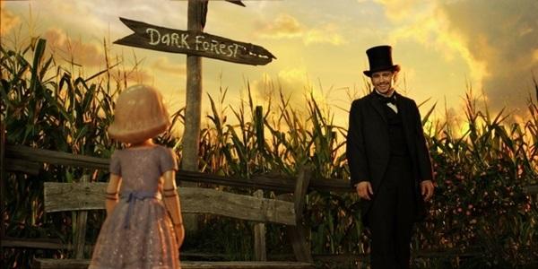 """Khán giả Mỹ thi nhau """"lạc vào xứ Oz"""" 1"""