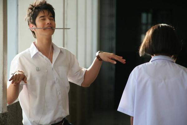 Mario Maurer - Hoàng tử điện ảnh Thái Lan 5