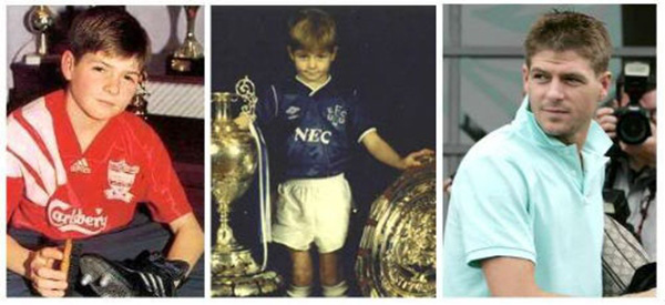 Những hình ảnh ngộ nghĩnh của sao bóng đá thời ấu thơ 26