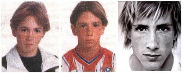 Những hình ảnh ngộ nghĩnh của sao bóng đá thời ấu thơ 2
