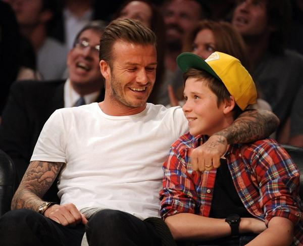 Zoom vào khối tài sản kếch xù của vợ chồng Beckham 20