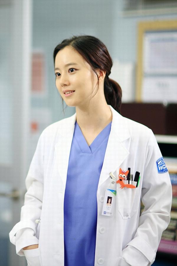 """""""Nữ bác sĩ thiên thần"""" Moon Chae Won 4"""