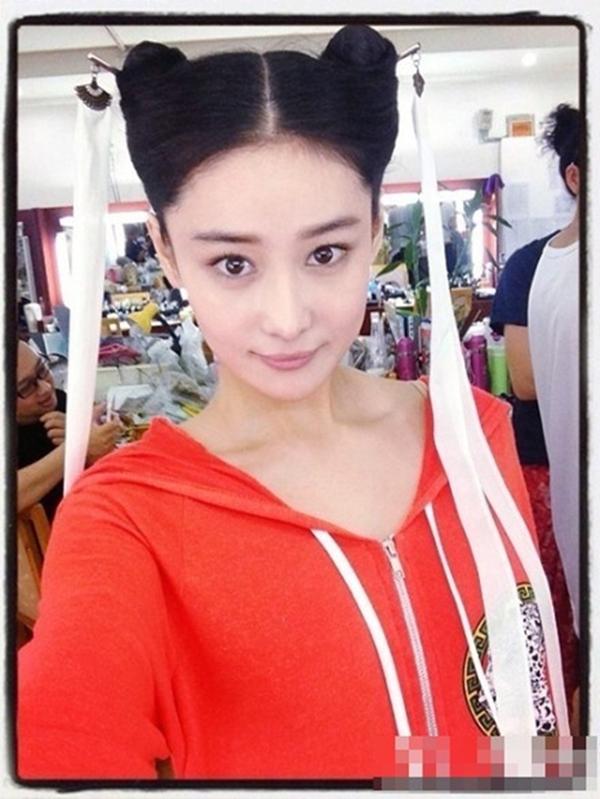 """Giống Tiểu Long Nữ, Lý Mạc Sầu cũng nhái """"mốt"""" tóc... Na Tra 1"""