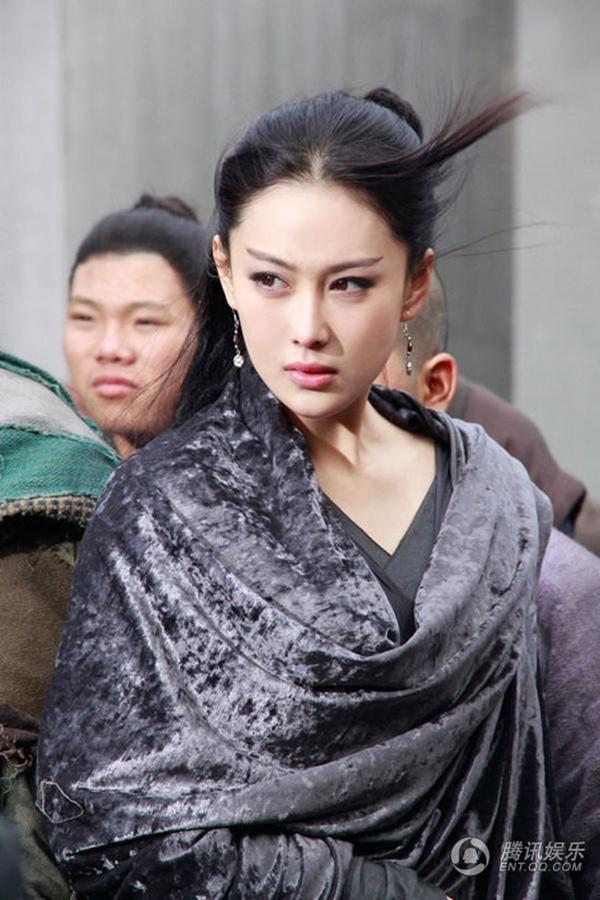 """Giống Tiểu Long Nữ, Lý Mạc Sầu cũng nhái """"mốt"""" tóc... Na Tra 5"""