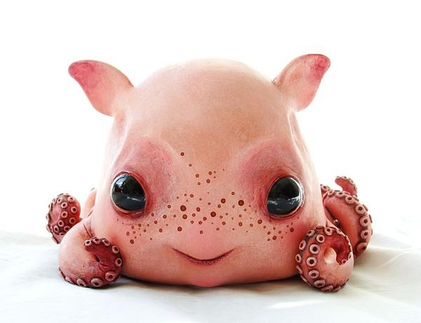 Chiêm ngưỡng những sinh vật đáng yêu nhồi bông trông giống hệt như thật 11