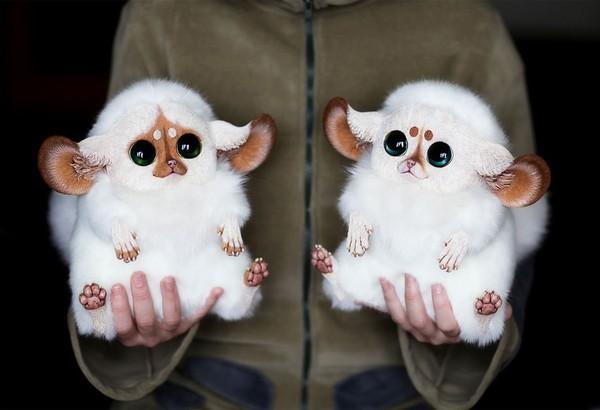Chiêm ngưỡng những sinh vật đáng yêu nhồi bông trông giống hệt như thật 13