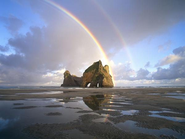 Ngỡ ngàng với phong cảnh tuyệt đẹp tại đảo Nam New Zealand 6