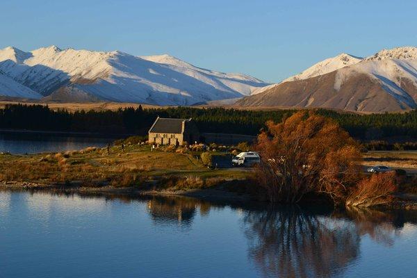 Ngỡ ngàng với phong cảnh tuyệt đẹp tại đảo Nam New Zealand 2