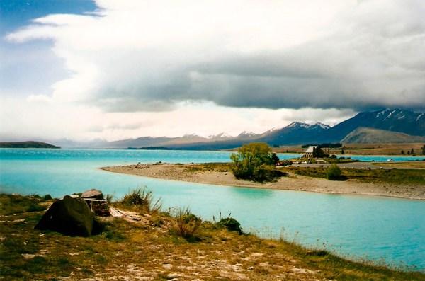 Ngỡ ngàng với phong cảnh tuyệt đẹp tại đảo Nam New Zealand 4