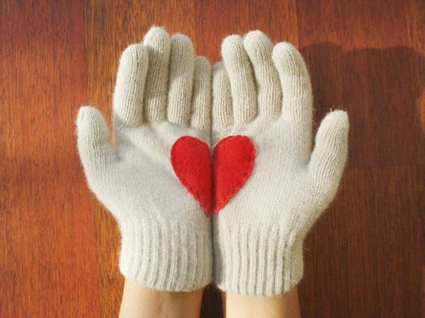 Gợi ý các kiểu găng tay đẹp - lạ - đáng yêu 2