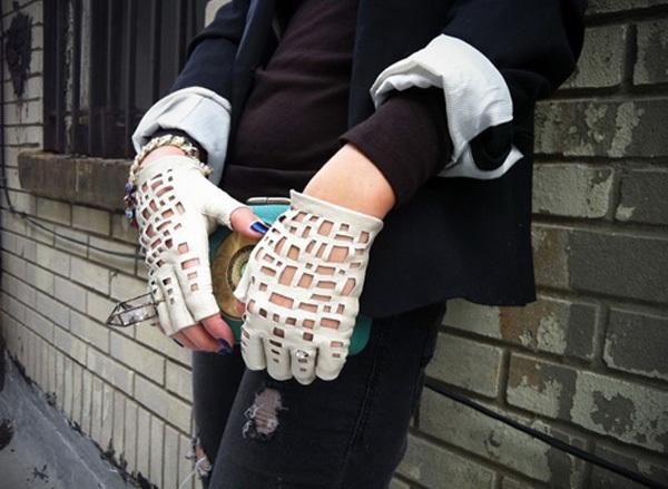 Gợi ý các kiểu găng tay đẹp - lạ - đáng yêu 5