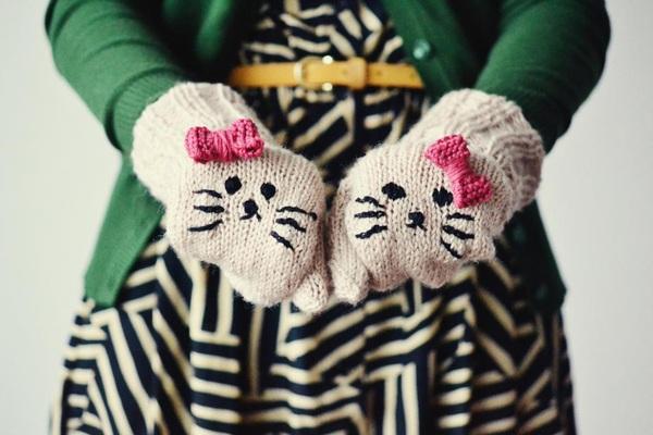 Gợi ý các kiểu găng tay đẹp - lạ - đáng yêu 10