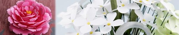 Các kiểu hoa giấy nhanh gọn trang trí nhà cực xinh 6