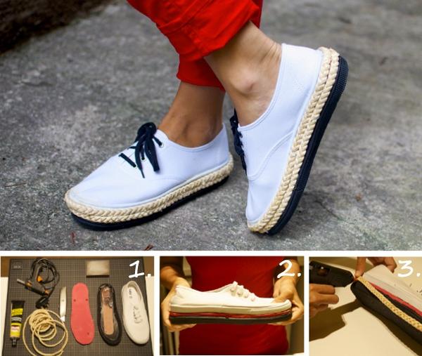 Ý tưởng làm mới cho đôi giày thêm cá tính 1