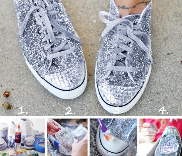 Ý tưởng làm mới cho đôi giày thêm cá tính 3