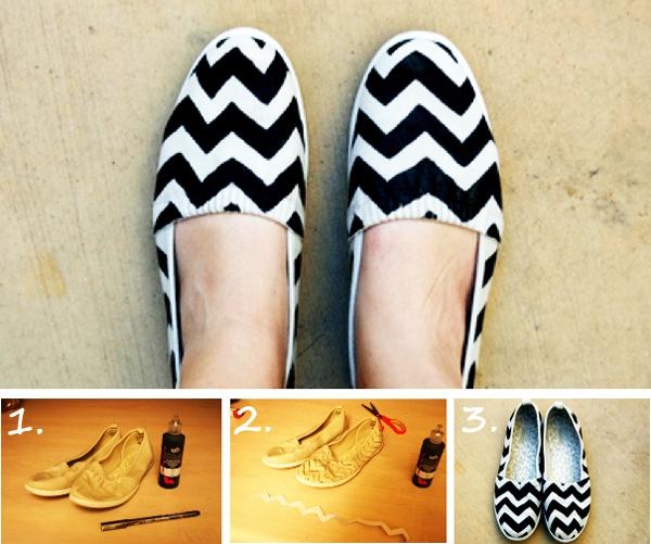 Ý tưởng làm mới cho đôi giày thêm cá tính 4