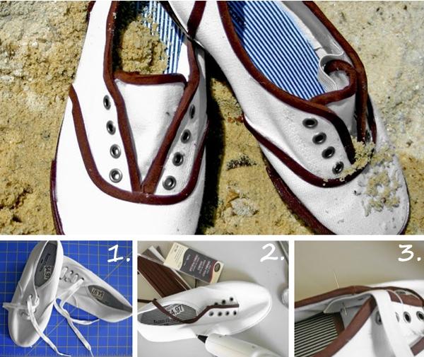 Ý tưởng làm mới cho đôi giày thêm cá tính 5