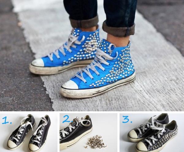 Ý tưởng làm mới cho đôi giày thêm cá tính 8