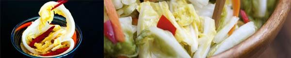 Hoa lơ, dưa chuột, ớt chuông muối chua sần sật ngon miệng 10