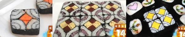Cận cảnh cách làm sushi California tuyệt ngon ngay tại nhà 3