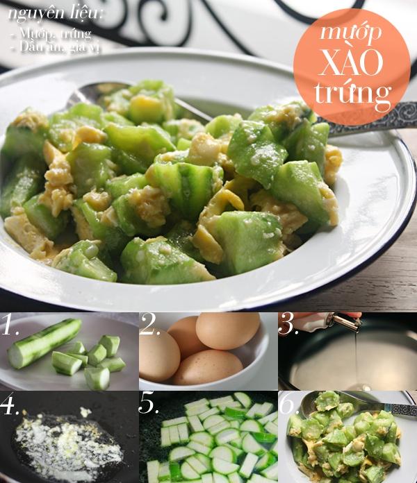 Bữa tối dễ nấu khởi đầu tuần mới nhanh gọn 2