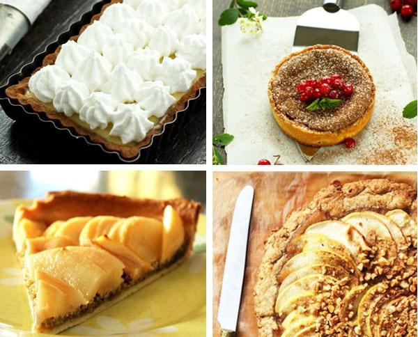 """Cuộc """"so găng"""" giữa bánh pie và bánh tart 2"""