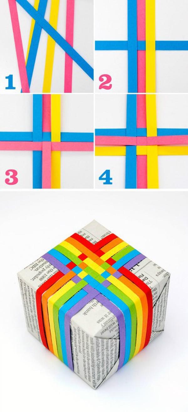 Các cách làm thiệp và hộp quà đơn giản 3