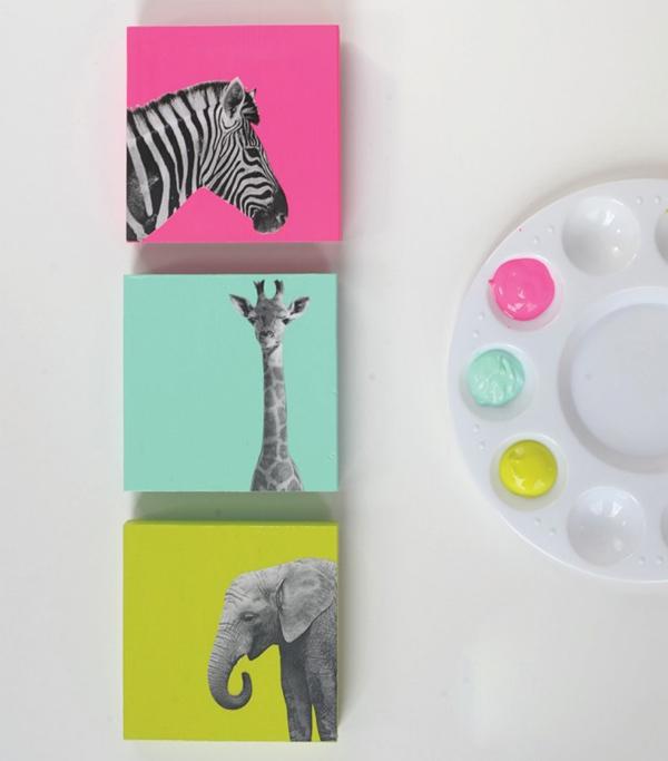 Ý tưởng làm bộ sưu tập tranh treo tường giản đơn bất ngờ 7