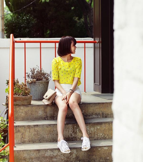 10 item không-thể-thiếu trong tủ của một nàng teen girl 13