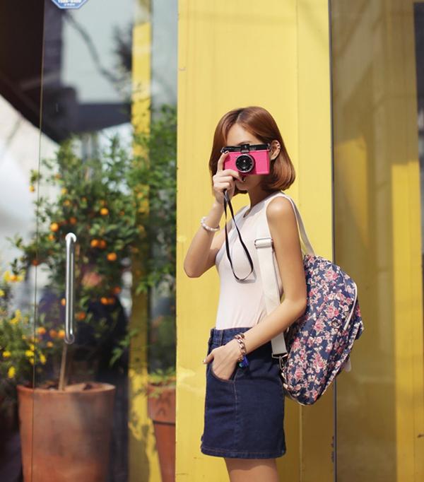 """Xu hướng túi & giày cực """"chuẩn"""" cho ngày Back To School 3"""