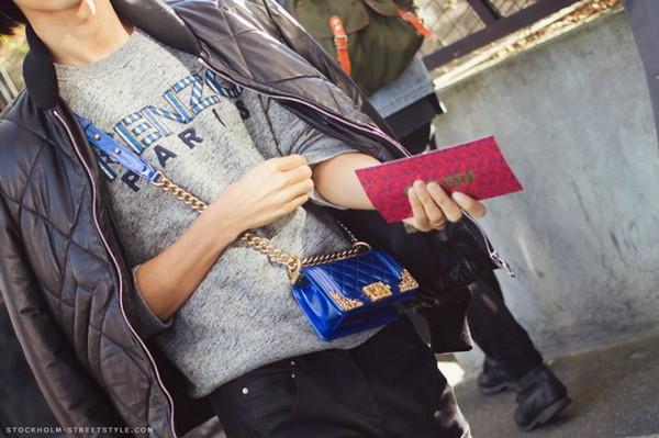 """5 chiếc túi khiến cả sao & giới trẻ """"mê mệt"""" suốt năm 2013 23"""