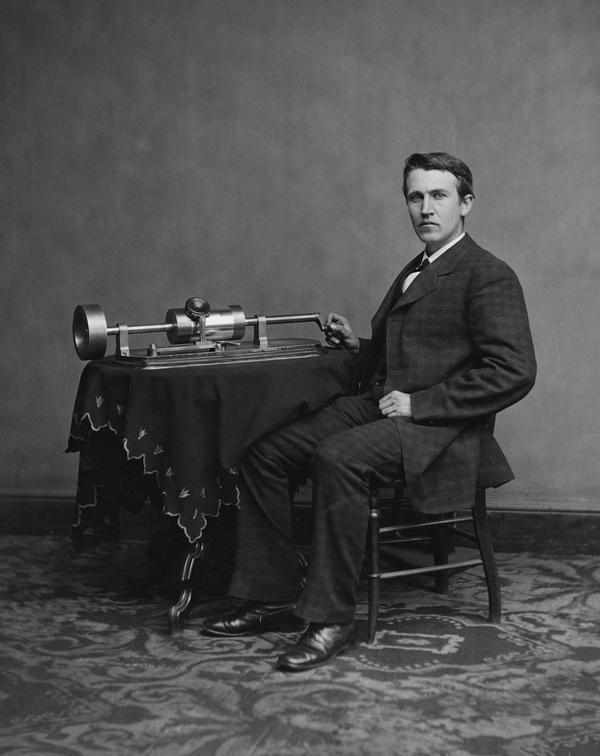 Thomas Edison - những sự thật còn chưa biết 1