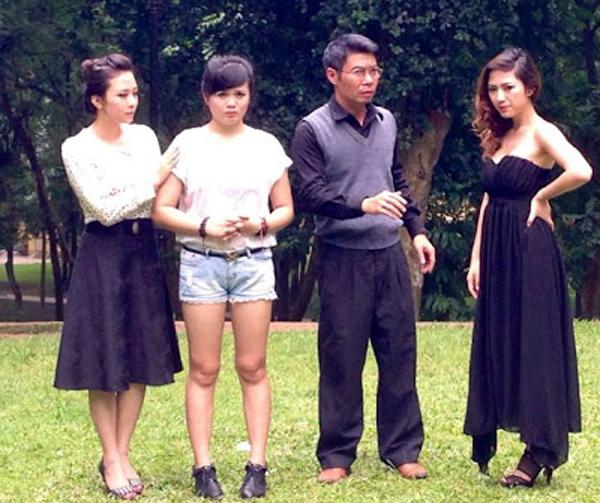 """Trang Cherry – cô gái xinh xắn """"làm nghệ thuật nhưng không cần nổi tiếng"""" 3"""
