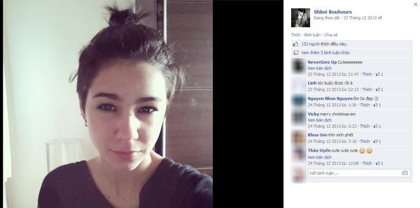 """Cô gái Pháp cover ca khúc """"Người nào đó"""" đốn tim cộng đồng mạng 15"""
